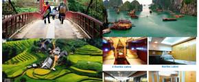 6D5N Hanoi- Halong-Sapa By Train