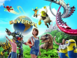 Universal Studios Singapore (USS) [Open ticket]