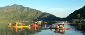 8 Days India Golden Triangle and Kashmir Tour