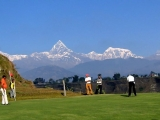 8 Days Nepal Leisure & Golf Tour