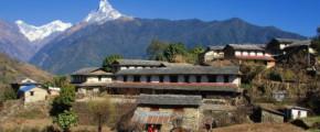 8 Days Pokhara Valley Rim Trek