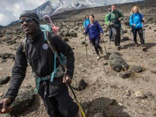 10D Kilimanjaro Trek ~ Lemosho Route