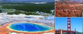 9D 8N Yellowstone - S7M (South Rim)
