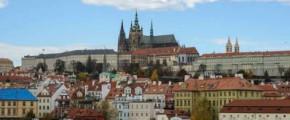 Vienna, Budapest & Prague
