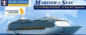 Royal Caribbean - Mariner of the Seas - 11D 10N Exotic Asia Shanghai to Singapore (FLY-CRUISE Package) via SQ