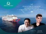 8D7N Singapore - Hong Kong - Naha - Miyakojima Fly Cruise