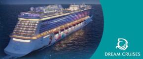 Dream Cruises - Genting Dream - 2 Nights Sailings