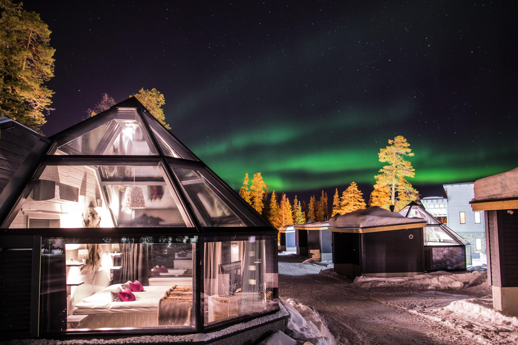 8d5n 10d7n Finland Winter Wonderland From Hong Thai Travel
