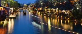8D7NShanghai Suzhou Hangzhou Wuzhen Nanjing Wuxi Tour Package 2017