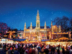 Christmas Markets of Austria and Bavaria