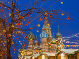 Easy Pace Russia with Christmas Markets