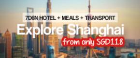 7 Days 6 Nights Shanghai Jiangnan Chic Tour