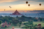 6D5N Golden Kingdom Myammar (Yangon–Bagan –Mt. Popa –Inle Lake)