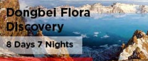 8 Days 7 Night Dongbei Flora Discovery
