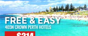 4D3N F&E Enjoy Crown Perth Hotels