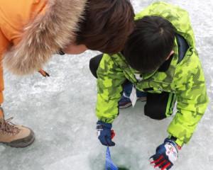 5D4N KOREA HWACHEON SANCHEONEO (MOUNTAIN TROUT) ICE FESTIVAL JAN 2018