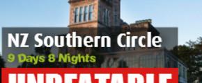 9 Days 8 Nights New Zealand Southern Circle