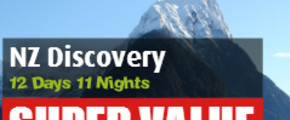 12 Days 11 Nights New Zealand Discovery