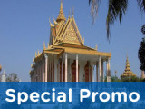 6 Days 5 Nights Angkor Wat, Phnom Penh and Sihanouk Ville [Private Tour]