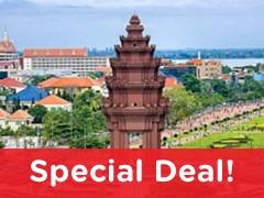 5 Days 4 Nights Angkor Wat & Phnom Penh