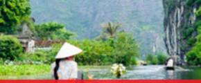 7 Days Vietnam Discovery Private tour {2-to –go}