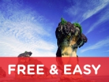 3 Days Kuching Free & Easy {Daily Departure}