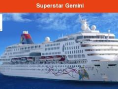 Star Cruises - Superstar Gemini - 3N Cruises Sunday Sailings - 35% Promo (Summer Low)
