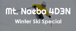 Mt Naeba Winter Ski 4D3N
