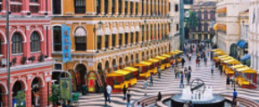 3 Days Macau Free & Easy {Daily departure}