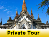7 Days Taste of Myanmar Private tour {Daily Departure}