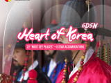 6 Days Heart of Korea Package {2-to-go}