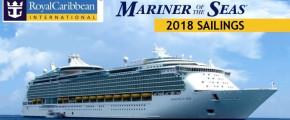Royal Caribbean - Mariner of the Seas - 3N Weekend to Port Klang (2018 Sailings)