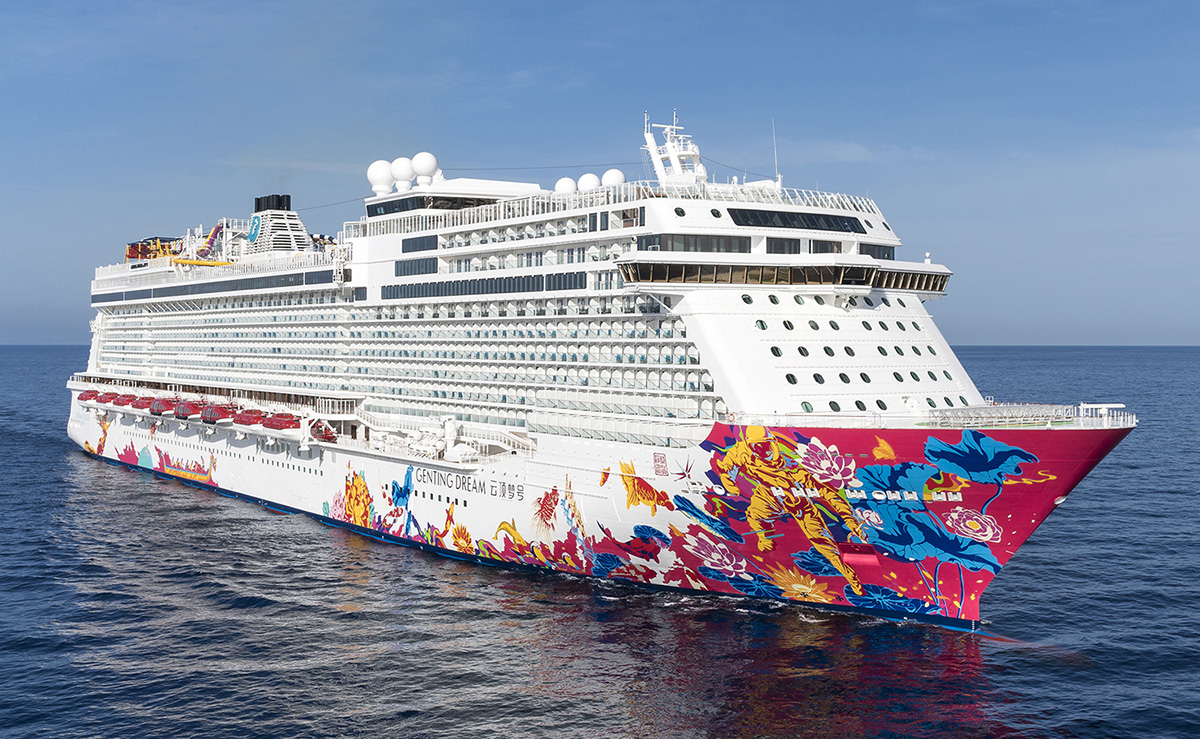 Genting Dream Ex Singapore Cruise Itinerary 01 Apr 28 Oct 2018 Departures From Wts Travel