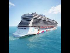 Genting Dream (Dream Cruises) - Singapore Deployment (24 November 2017 - 25 March 2018)