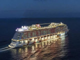 Dream Cruise: 5 Nights Surabaya - North Bali Cruise or 5 Nights Redang - Sihanoukville - Bangkok or 5 Nights Redang - Koh Samui - Bangkok (Special Suite)