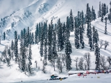 9D 7N GOLDEN ROUTE OF INDIA + KASHMIR (PRIVATE TOUR)