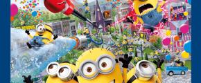 Universal Studios Pass & Universal Express Pass