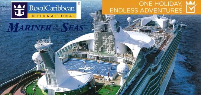Royal Caribbean Cruise Mariner Of The Seas Promotion From C Amp E Holidays