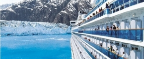 Princess Cruise: Voyage Of The Glaciers (Northbound)