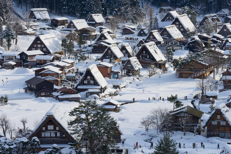 7D5N Central Japan + Gassho Village (Winter)