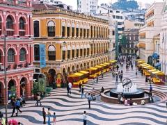 4 Days 3 Nights Macau & Zhuhai Promotion