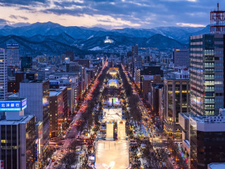 2D1N ANA Discover Japan Free & Easy (Sapporo)