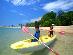 All Inclusive Club Med Bintan, Indonesia