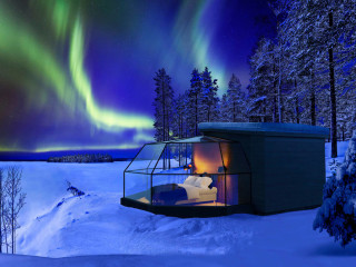 10D Let's Go Finland + Norway + Glass Igloo