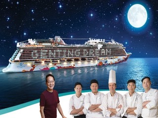 Mid-Autumn Celebration on Genting Dream