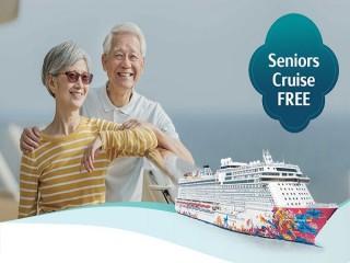 Seniors Cruise Free on Genting Dream