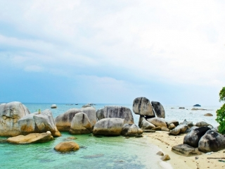 4D3N Hidden of Paradise Belitung