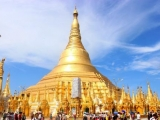 4D3N Yangon - Golden Rock - Yangon