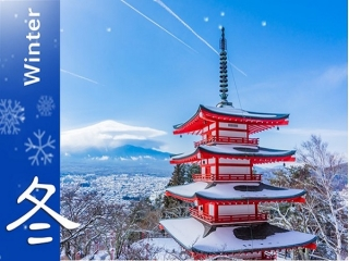 Winter Snow Fun & Onsen Indulgence 8D7N