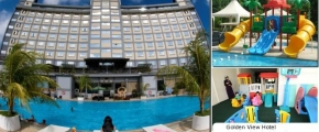 2D 1N GOLDEN VIEW HOTEL - BATAM TOUR PACKAGE